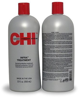 CHI Infra Thermal Protective Treatment, 32 Fluid Ounce (950 ml) $22.49 thestylecure.com