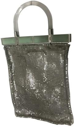 Maison Margiela Vintage Silver Metal Handbag