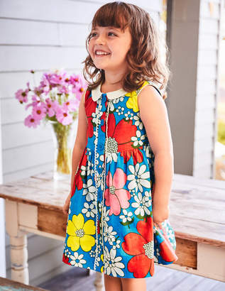 Boden Nostalgic Collar Dress
