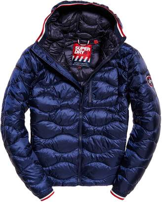 879088791c2cd4 Superdry Blue Outerwear For Men - ShopStyle Canada