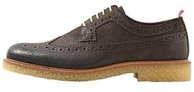 Mango Man MANGO MAN Contrast sole leather blucher