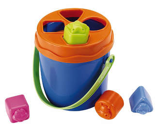 Fundamental Toys Kidoozie - Nest And Stack Buckets