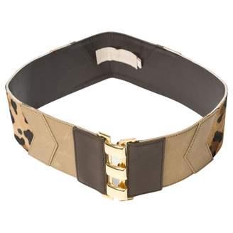 Heimstone Brown Leather Belt