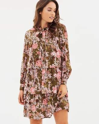 Jag Peggy Printed Dress