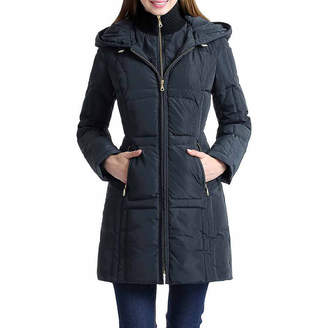 Asstd National Brand Whitney Water Resistant Puffer Down Coat