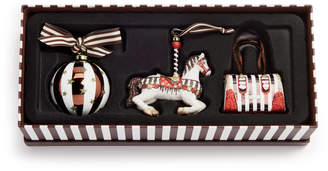 Henri Bendel Iconic Ornament Box Set