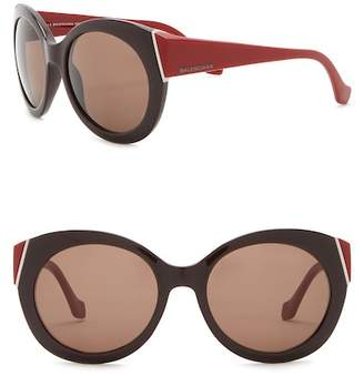 Balenciaga 58mm Cat Eye Sunglasses