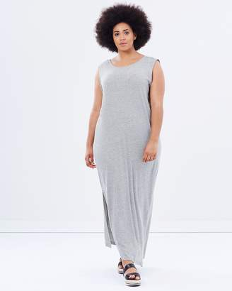 Junarose Tasa Sleeveless Maxi Skirt Dress