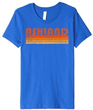 Vintage Retro 80s Style Ashland T Shirt