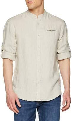 Celio Men's Tamao Long sleeve Dress Shirt