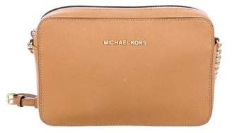 Michael Kors Textured Leather Shoulder Bag