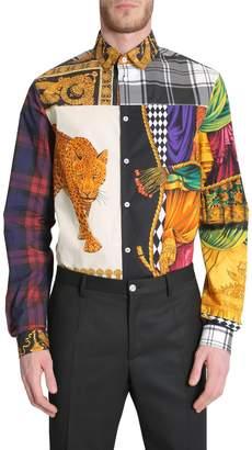 Versace Slim Fit Shirt