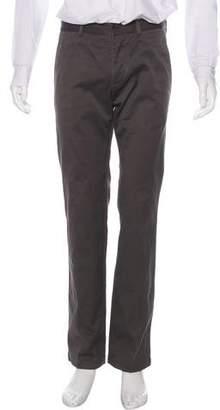 Prada Sport Straight-Leg Pants