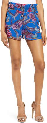 Leith Floaty Paperbag Waist Shorts