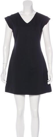 Kate Spade Kate Spade New York Cap Sleeve Mini Dress