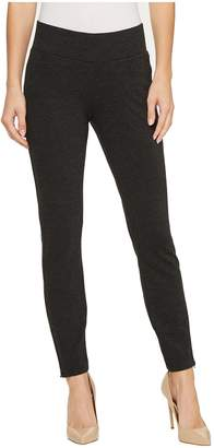 NYDJ Pull-On Legging Pants w/ Ankle Zip Women's Casual Pants