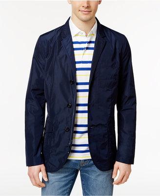 Tommy Hilfiger Men's Casual Sport Jacket $199 thestylecure.com