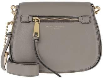 Marc Jacobs Recruit Small Saddle Shoulder Bag Mink