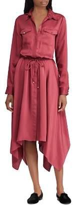 Ralph Lauren Twill Shirt Dress