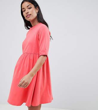 Asos Mini Ultimate Cotton Smock Dress