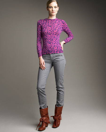 MARC by Marc Jacobs Gray Jeans