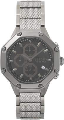Versus By Versace Men's 'KOWLOON' Quartz Stainless Steel Casual Watch, Color: (Model: VSP390217)
