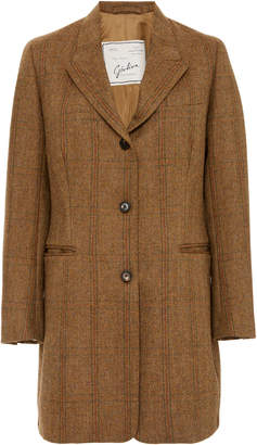 Giuliva Heritage Collection Karen Single Breasted Wool Hunting Blazer