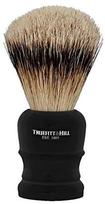 Truefitt & Hill (トゥルフィット & ヒル) - トゥルフィット&ヒル ウエリントンスーパーバジャーブラシ(エボニー)