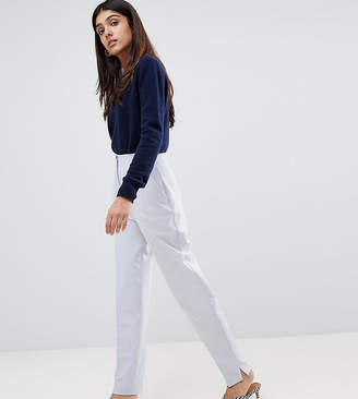 Asos Tall DESIGN Tall mix & match cigarette trousers