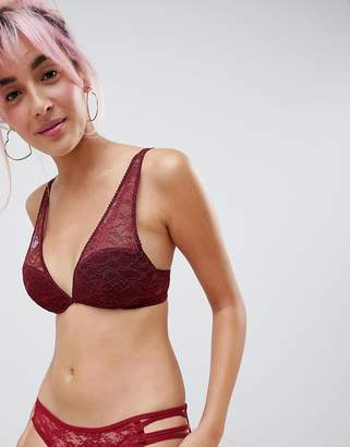 Monki lace bralet