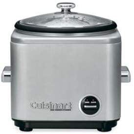 Cuisinart Stainless Steel Rice Cooker CRC-800 - 8 Cup