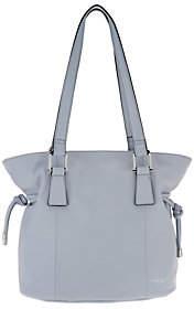 Tignanello Smooth Leather Shoulder Handbag-Phoenix
