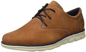 Timberland Bradstreet Plain Toe, Men's Oxford shoes, Brown (Saddle F13), (39.5 EU)
