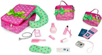 Our Generation Luggage and Travel Playset