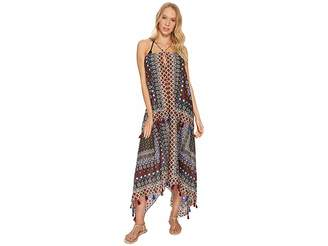 Miraclesuit Ladies of the Canyon Joni Dress Cover-Up Women's Swimwear