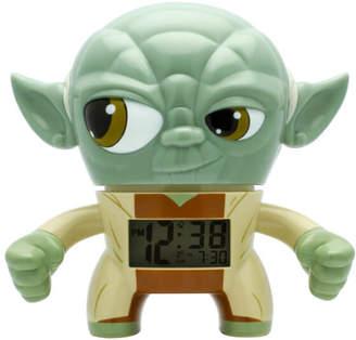Star Wars BulbBotz Yoda Clock