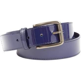 Marni Patent leather belt