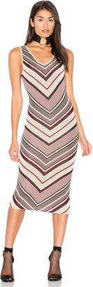 MAJORELLE Sahara Dress $288 thestylecure.com