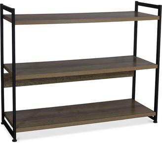Household Essentials Ashwood Wide Modular Shelf