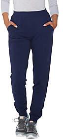 Denim & Co. Active Regular Jogger Pants withZipper Detail