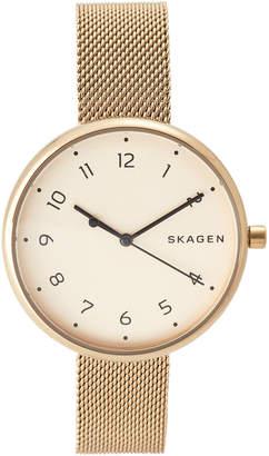 Skagen SKW2625 Gold-Tone Watch