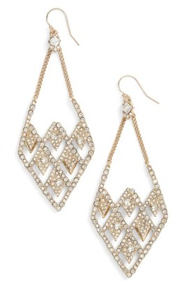 Women's Alexis Bittar Kite Earrings $275 thestylecure.com