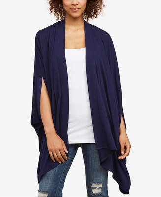 Motherhood Maternity Draped Nursing Cardigan