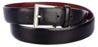 Saint Laurent Vintage Leather Buckle Belt