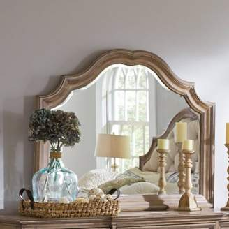Coaster Company Ilana Mirror, Antique Linen