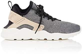 Nike Women's Air Huarache Run Premium Sneakers $120 thestylecure.com