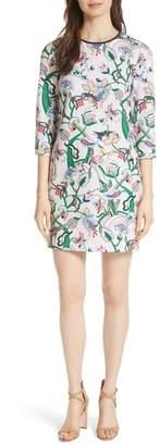 Ted Baker Volca Jungle Print Shift Dress