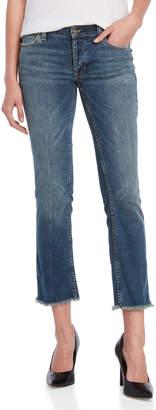 Free People Jean Austen Straight Jeans