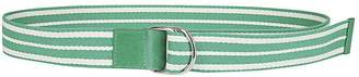 RED Valentino Striped Belt