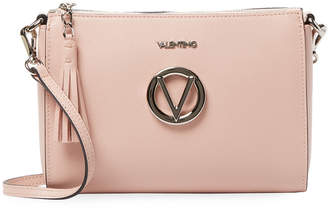 Mario Valentino Valentino By Small Leather Crossbody